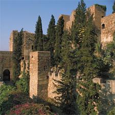 Málaga Castle