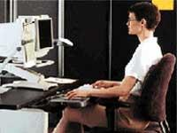 How posture and ergonomics can help neck pain