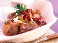 Image: This monthÂ's recipe is: Boeuf Bourguignonne