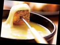 This month's recipe is a 007 Martini Fondue