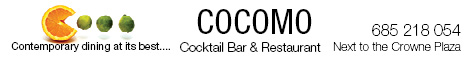 Cocomo Cocktail Bar & Restaurant