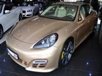 Porsche Panamera Turbo - Mansory