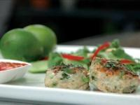 Kokomos Chef Says: what about Thai Fish cakes with Sweet chilli dipping sauce