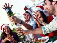 Christmas Dinner Mediterranean Style
