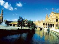 Seville & Barcelona joined by a new air route since October.