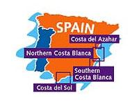 Britons still prefer Spain as a location to buy their second home.