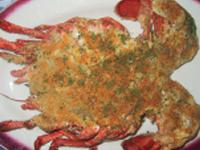 This month's recipe is: Lobster Thermidor