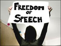 Image: Freedom of Speech