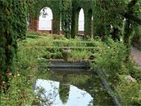 Image: The sensory garden