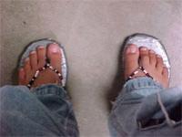 Image: Summer Sandals