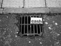Networking money down the drain?