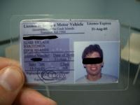 Image: Driving License