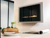 Why a flueless gas fire?