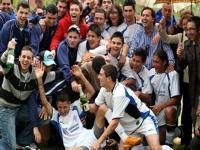 UD Marbella U19's Preferente Malagueña League Champions