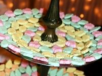 This month's recipe is Wedding Mints