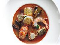 This month's recipe is SEA FOOD STEW