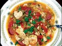 This Month's Recipe: Boudreaux's Zydeco Stomp Gumbo