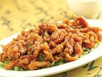 This month's Recipe: Chinese Sesame Chicken