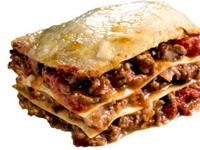 Image: This months recipe is: Traditional Lasagne Recipe