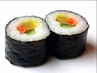 This month's recipe is: NORI-MAKI