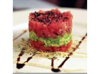 Tuna, Tomato, and Avocado Tartare