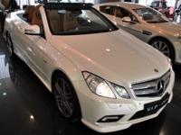 Mercedes-Benz E350 CDI AMG Cabrio