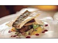 BBQ Mackerel with celeriac Mayonnaise