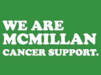 Thank you from McMillan Cancer Support