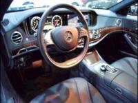Car of the Month: NEW MODEL MERCEDES-BENZ S350 CDI BLUETEC
