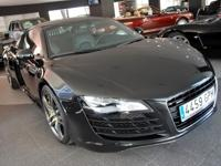 Car of the month: AUDI R8 4.2