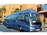 GARCATRI based in Estepona, offer luxury coach hire, chauffeur driven cars, shuttle service on Costa del Sol