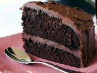Image: Devils food Cake