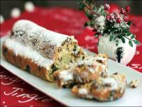 Stollen German Christmas Recipe