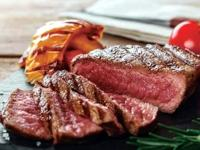 Sirloin Steak with Chunky Chips Recipe