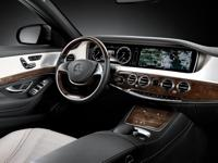 Image: CAR OF THE MONTH: MERCEDES BENZ S350 BLUETEC