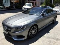 CAR OF THE MONTH: MERCEDES BENZ S500 COUPE 4MATIC