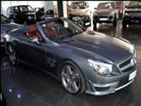 CAR OF THE MONTH: MERCEDES BENZ SL63AMG
