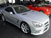 CAR OF THE MONTH: MERCEDES BENZ SL500AMG