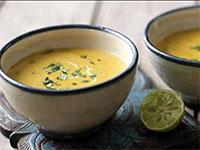 Image: Red lentil soup