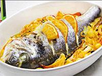 Image:  Orange Dorada (Bream)