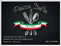 Italian Pizza Restaurant Sabinillas - Manilva