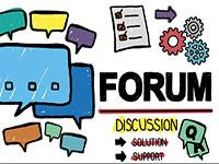 Why Join a FORUM?
