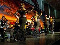 Flamenco Show at Mi Caseta Estepona