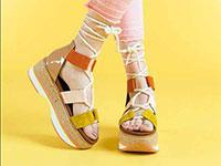 Image: Cinco maneras de combinar unas sandalias de plataforma - Trendencias