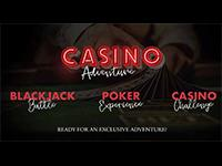 CASINO Adventure FOR THE NON-GAMBLERS