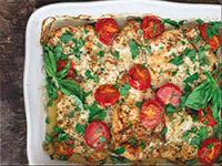 Image: Italian Baked Chicken Recipe