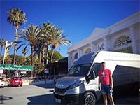Sotogrande Moving in partnership with BMC European - Removals & International Removals