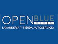 OPEN BLUE - LAUNDERETTE _ LAVANDERIA